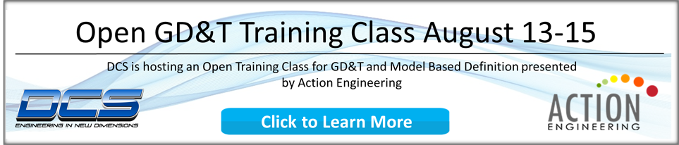Action Engineering Open Training -- GD&T